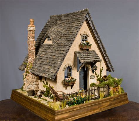 Miniature Cottages by 1000 Images About Dollhouses On Doll Houses