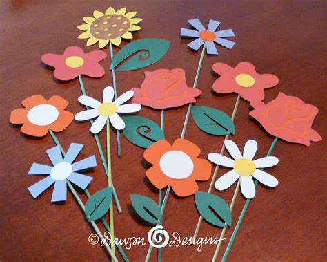 How To Make Glaze Paper Flowers - how to make glaze paper flowers 28 images best 25
