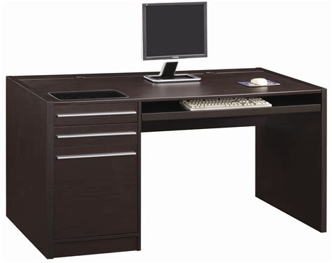 very nice wood desk and credenza inyouroffice contemporary home office home office desk cappuccino
