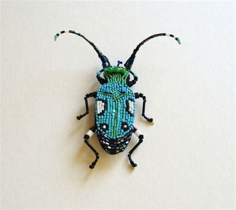 17 best images about beaded bugs on brooches