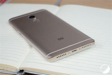 Xiaomi Redminote 4 test xiaomi redmi note 4 notre avis complet