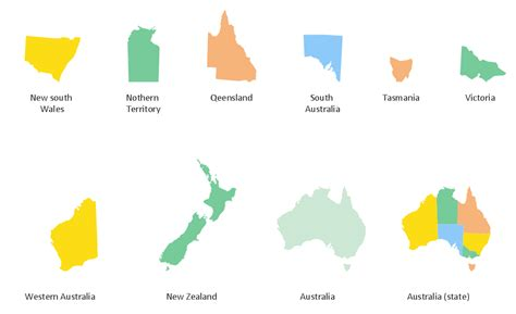 design elements concept map continent maps solution conceptdraw com