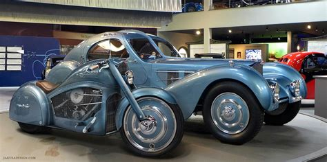 bugatti motorcycle harley based bugatti type 57s atlantic motorcycle concept