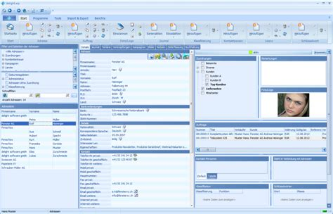 Page 9 Of Personal Information Management Software Business Personal Information Management Microsoft Access Erp Template