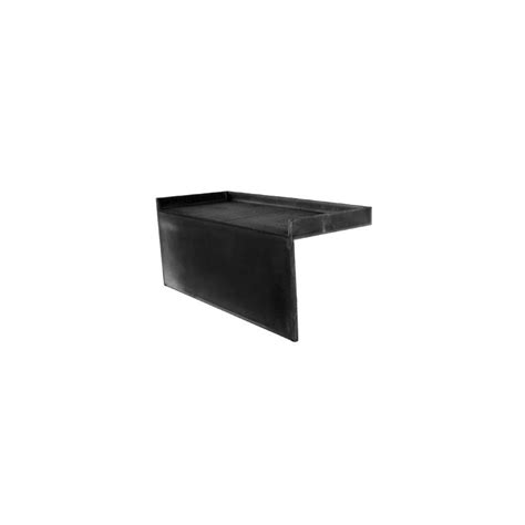 black shower bench tile redi rb4812 black 44 quot x 12 quot redi bench for all 48