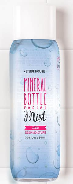 Etude House Mineral Bottle Moisture Mist 45ml 10 korean skincare products that will save your skin