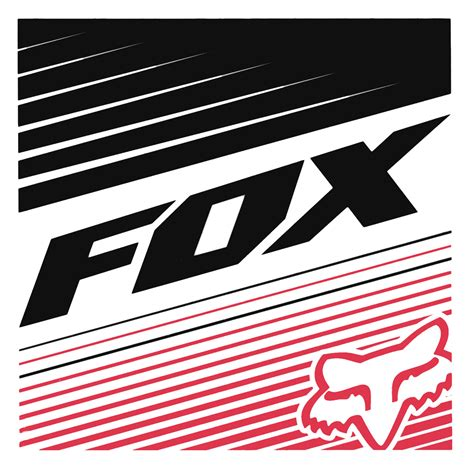 fox racing motocross decadence fox logo fox fox logo