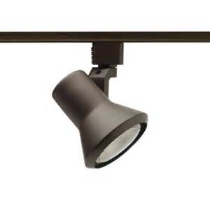 home depot track lighting juno 50 watt flare bronze track lighting r551bz the home