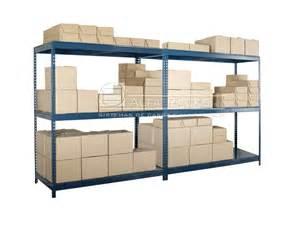 rack americano simplifica el almacenamiento de cargas