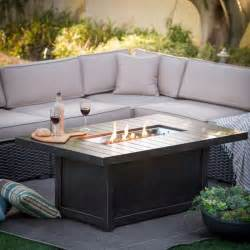 diy gas pit table 25 best ideas about gas pits on diy gas