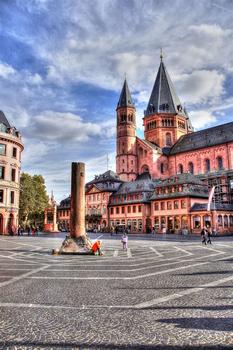 mainz to cologne bike and barge tour germany tripsite - Mainz To Cologne By Boat