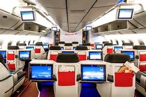 cabin tour austrian airlines boeing 777 200