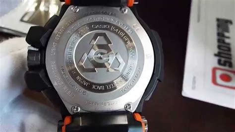 Gshock Gpw1000 Orange open box casio g shock aviation gps gpw 1000 4ajf orange