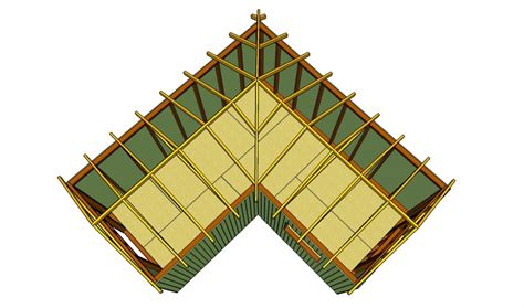 how to build a l how to build an l shaped roof howtospecialist how to
