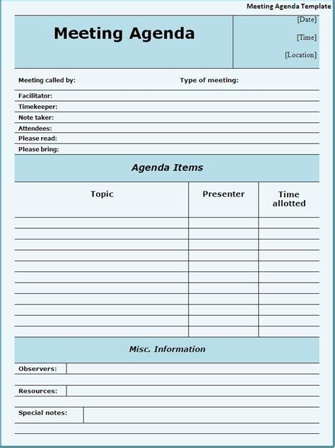 monthly work schedule template excel and meeting schedule template