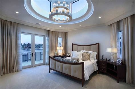 stylish master bedrooms 23 stylish bedrooms that bring home the beauty of skylights