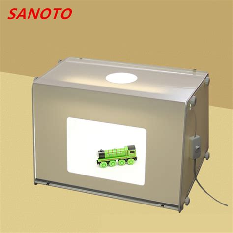 Sanoto Photo Box Mk 40 Free Shipping Sanoto Brand Portable Mini Photo Studio