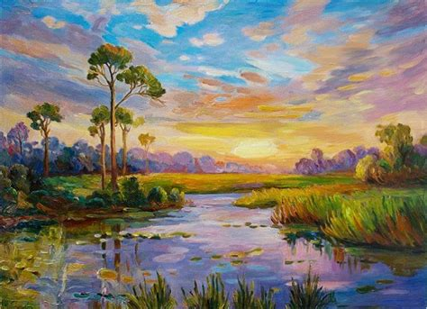 Beautiful Oil Paintings Of Landscapes Painting Paintings Of Landscapes