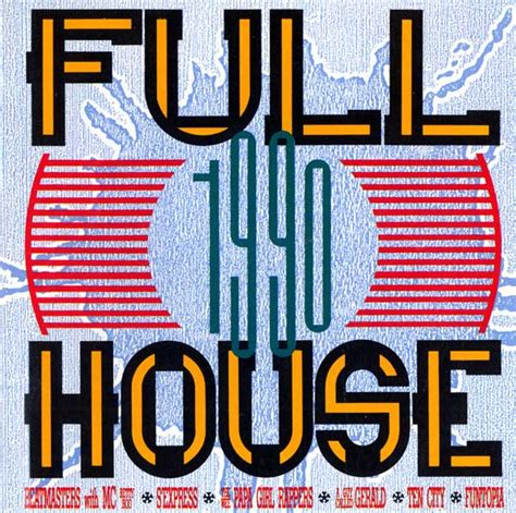 house music 1990s a guy called gerald compilation mixes full house 1990 voodoo ray paradise ballroom