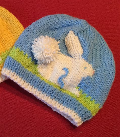 rabbit hat knitting pattern bunny rabbit knitting patterns in the loop knitting