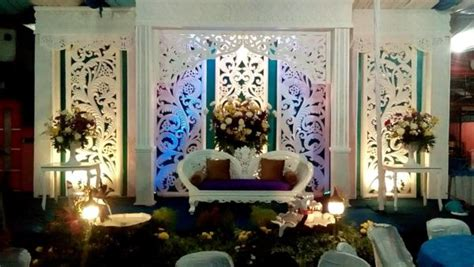 dekorasi sterofoam yogyakarta dekorasi pernikahan