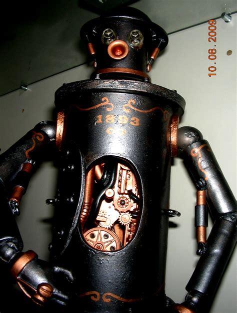 film robot era 80an boilerplate gang of 5 lantern robot amazing robots ebay