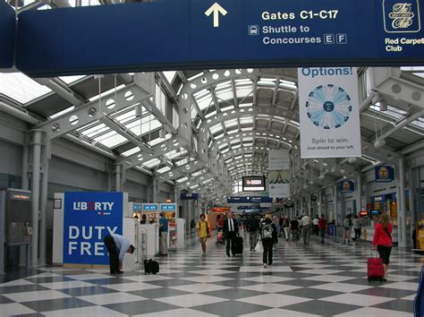 ohare international airport terminal 5 arrivals running roundup a collection of running related links