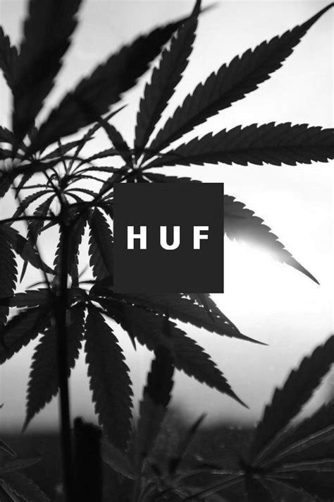 black and white weed wallpaper huf wallpaper ipad iphone ipod huf pinterest