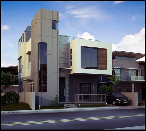exterior design of house 3d modern exterior house designs design a house