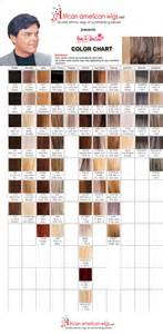 wig color chart wig america color chart wigs