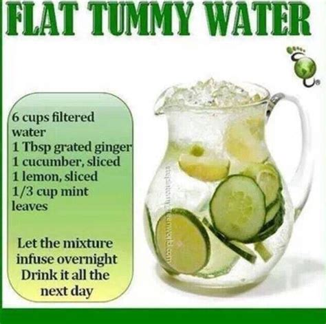 Lemon Lime Detox Water Benefits by 1 Cucumber Sliced 1 Lemon Or Lime Sliced 1 3 Cup Of Mint
