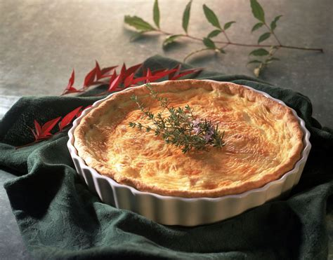 Pie Asin Quiche Lorraine a classic quiche lorraine recipe