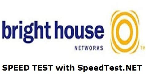 Guide For Brighthouse Speed Test Using Speedtest Net
