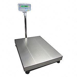 cas floor scale 150kg easyshelf adam equipment electronic floor scale 150kg 300 lb 19yn30 gfk 300am grainger