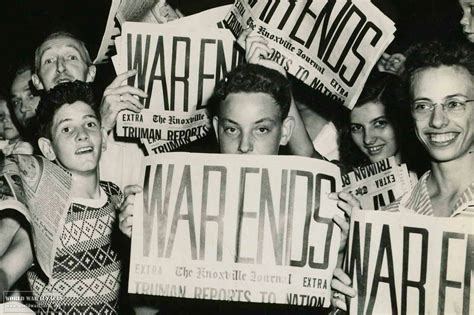 when is day when is vj day world war 2 facts