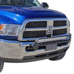 Dodge Ram Led Light Bar N Fab 174 Dodge Ram 2016 Light Bar For 30 Quot Led Bar