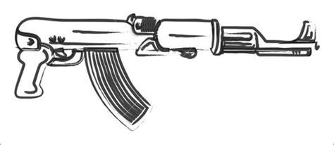 gun machine gun pencil and in color gun gun machine gun pencil and in color gun machine gun