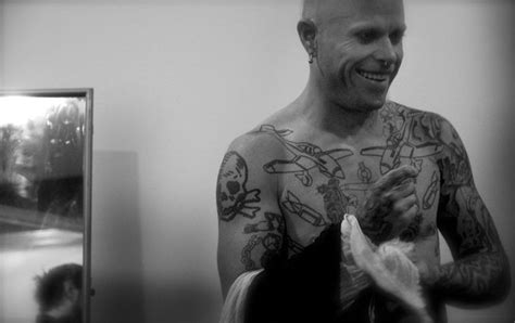 prodigy tattoo keith flint the prodigy tattoos