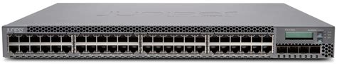 Juniper Switch Managed Ex3300 48t Bf juniper networks ex3300 48t ethernet switch