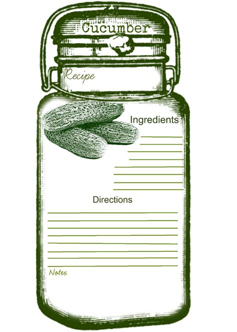 salsa recipe card template glenda s world tomato cuccumber recipe cards