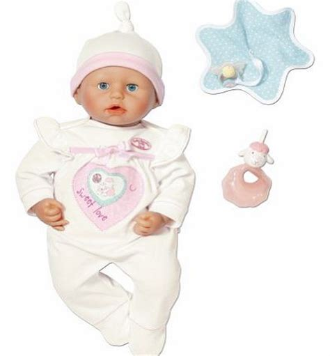 annabelle doll voice baby annabell doll review compare prices buy