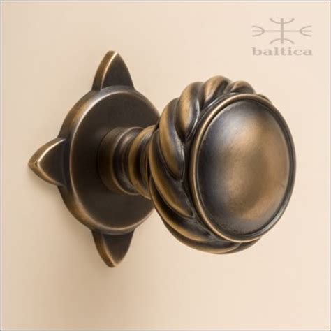 Personalised Door Knobs by Custom Door Hardware Telluride Door Knob 50mm