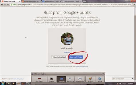 buat akun google blog cara daftar gmail tutorial membuat akun gmail blog virzya