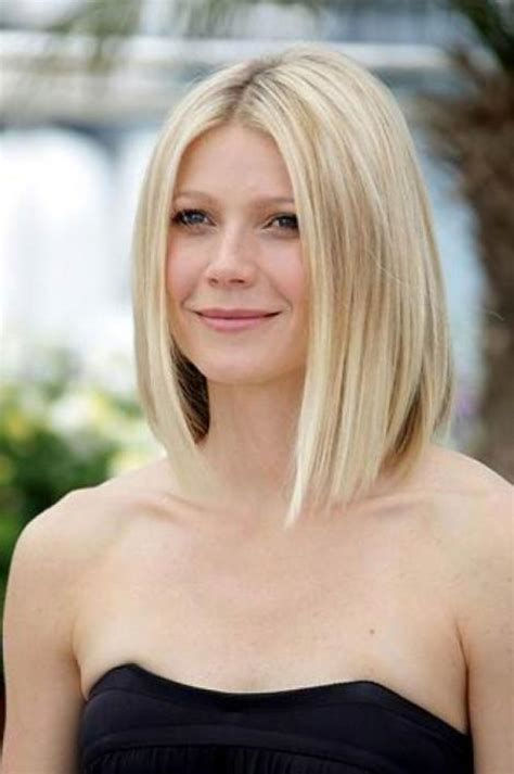 medium length long in front shorter in the back gorgeous medium length haircuts for fall the hairstyle