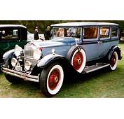 Packard 733 Limousine 1930jpg  Wikimedia Commons