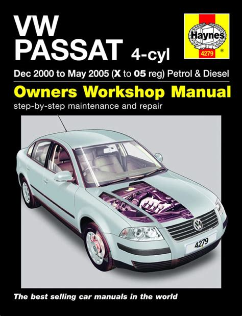 how to download repair manuals 2010 volkswagen passat instrument cluster haynes manual vw passat petrol diesel dec 2000 may 2005