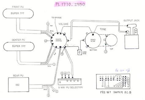ibanez wiring diagram hsh wiring diagram and hernes