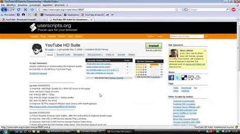 membuka youtube di mozilla scaricare video di youtube con mozilla firefox download