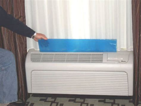 hotel room heating and cooling units ptac air deflector other ptac accessories