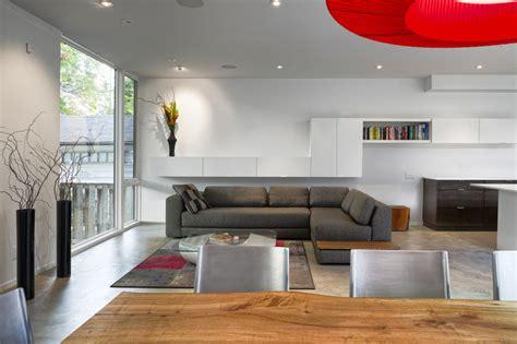 modern home interior colors dise 241 o de casa de dos plantas en esquina fachada e